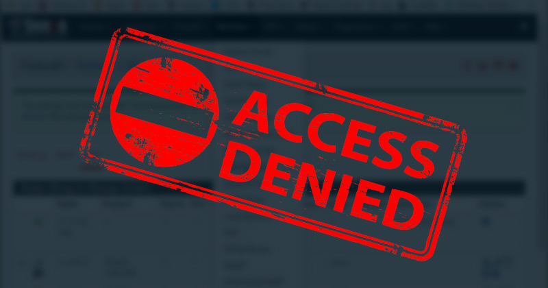 Access denied website bypass