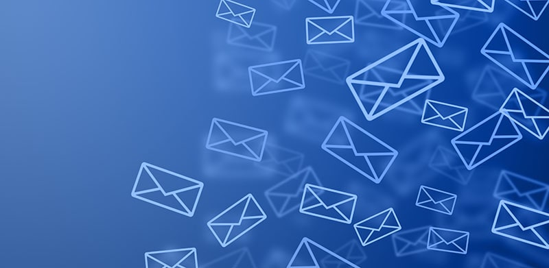 Anonymise your email