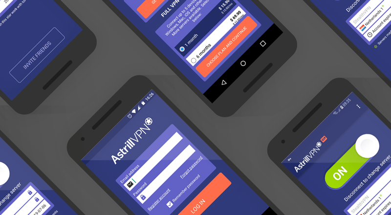 Astrill for Android