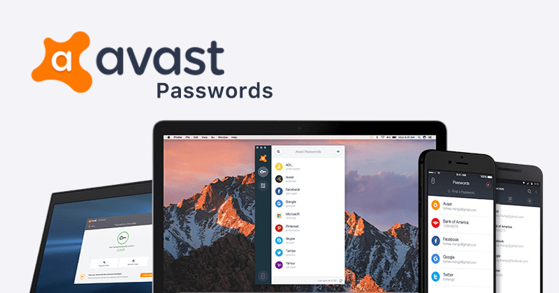 download avast password manager