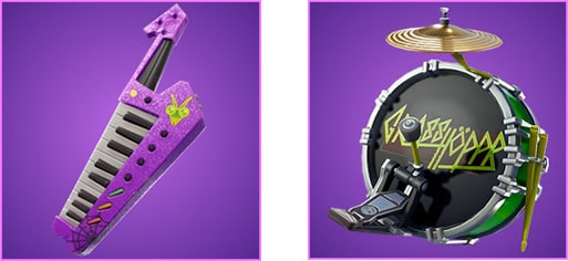 Brand new back bling