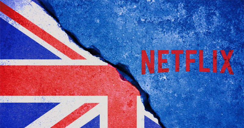 Brexit might mean no Netflix in the EU