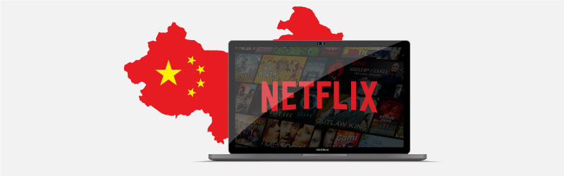 netflix in china