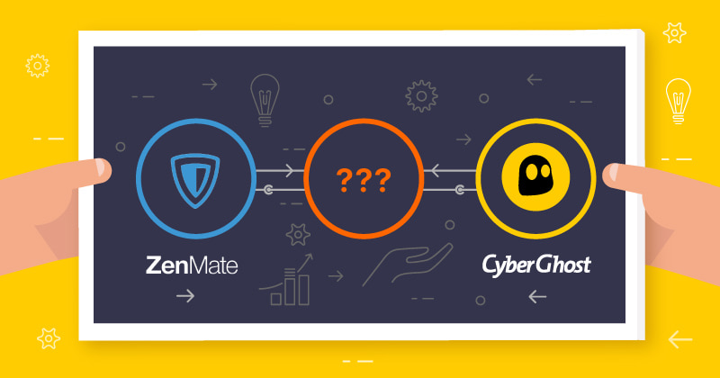 Company behind CyberGhost acquires ZenMate