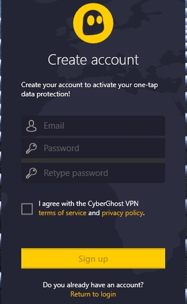 CyberGhost Free Trial - How Long Can You Use Free Version
