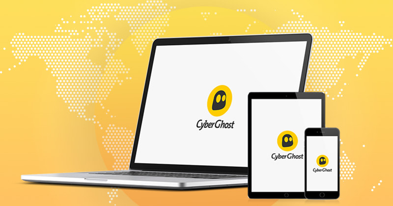 cyberghost app for mac