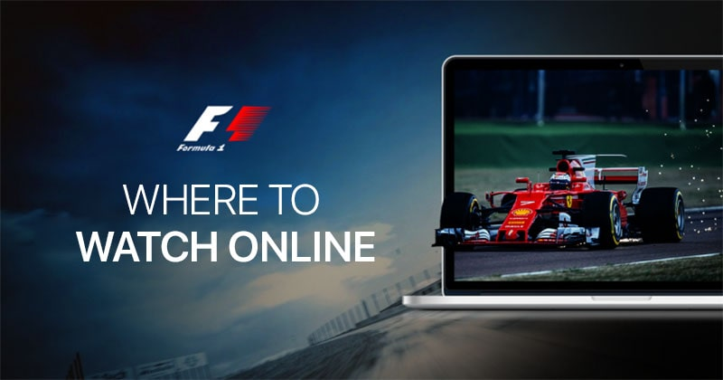 How to Watch F1 Live Online Anywhere | VPNpro