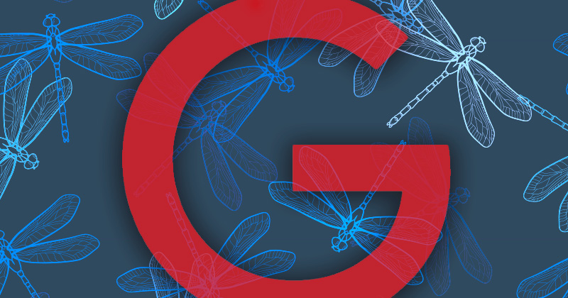 Google dragonfly project