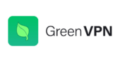 green vpn logo