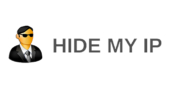 Hide my IP logo