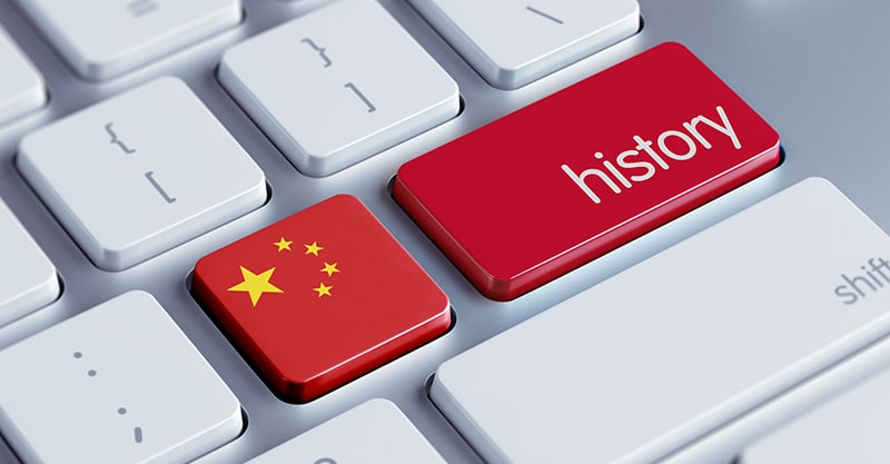 History of surveillance in China