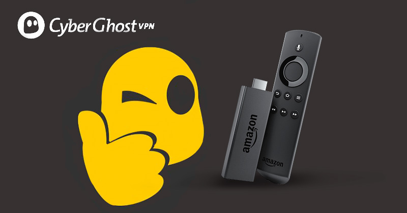 How to Install CyberGhost on Firestick