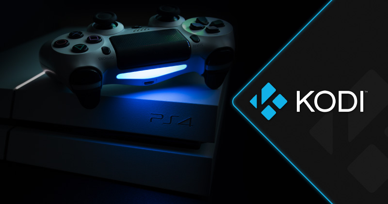 How to Install Kodi on PS4