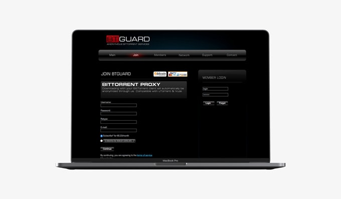 How to download BTGuard