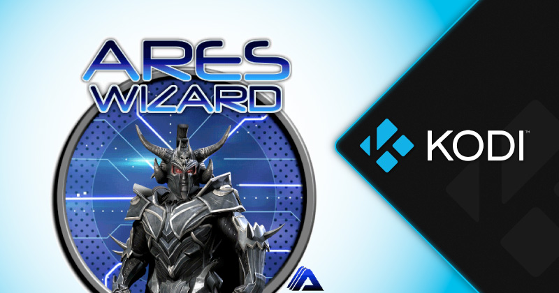How to install Ares Wizard on Kodi