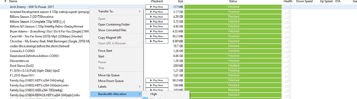 How to use torrents - downloading torrents