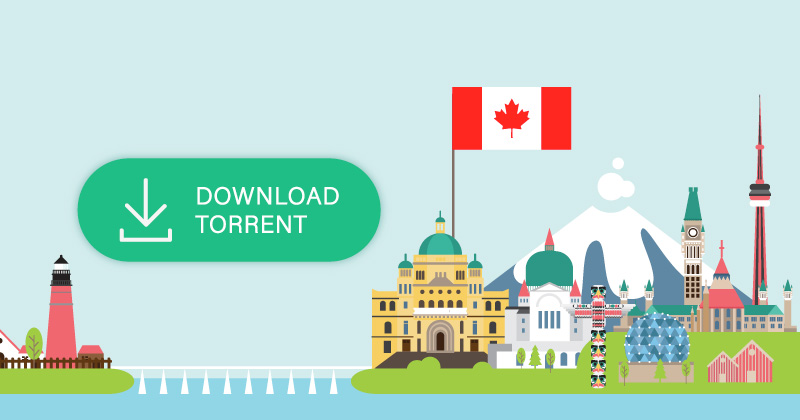 Is torrenting illegal in Canada