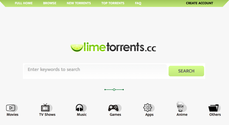 LimeTorrents review