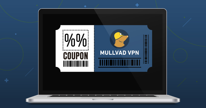 Mullvad VPN coupons and deals