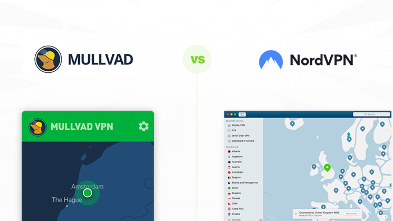 Mullvad vs NordVPN - Which is More Secure? | VPNpro