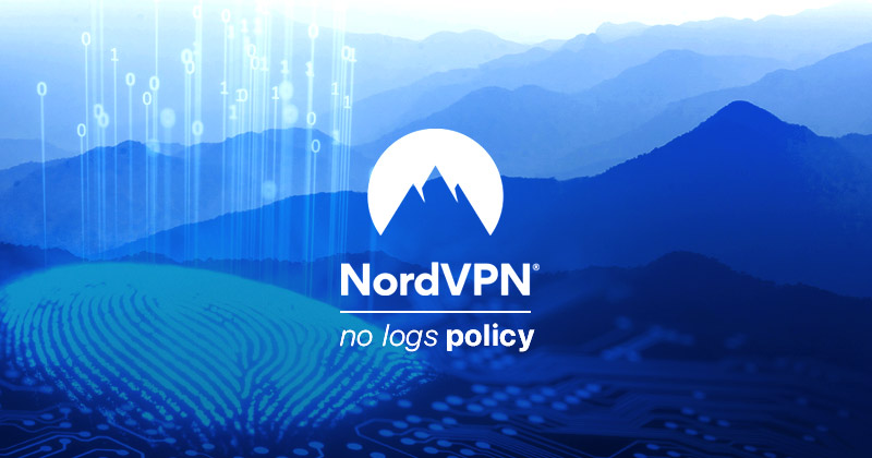 Nord VPN no logs policy