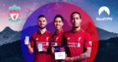 NordVPN and Liverpool partnership