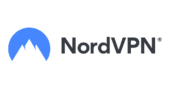 NordVPN logo for review