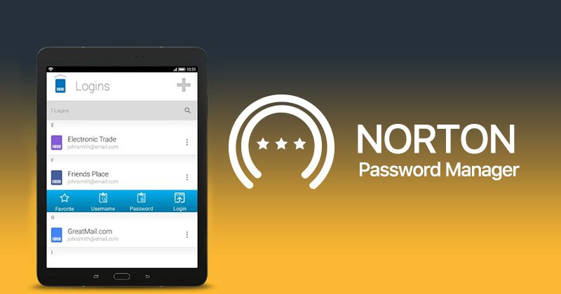 Norton Review - How Safe is This Password Manager in 2019