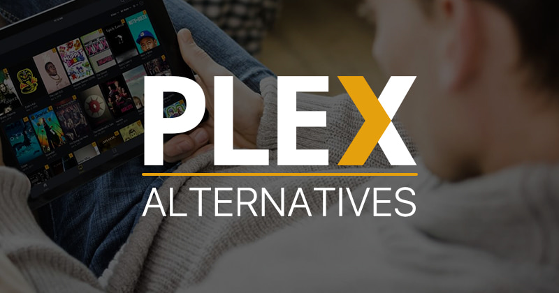plex media server open source alternative