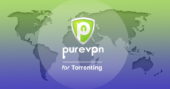 PureVPN for torrenting
