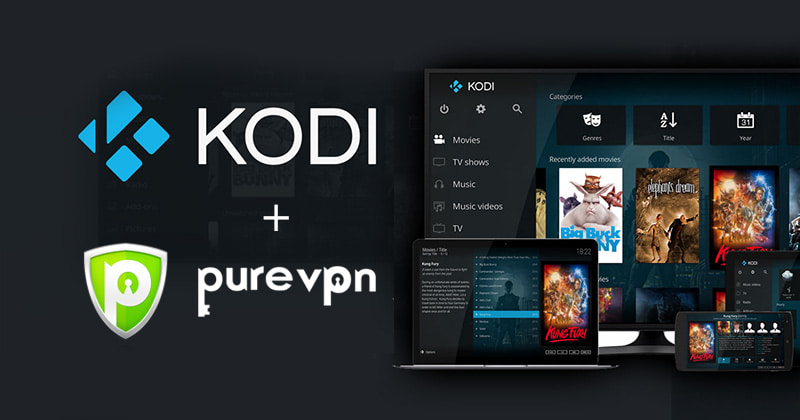 is purvepn compatible with kodi
