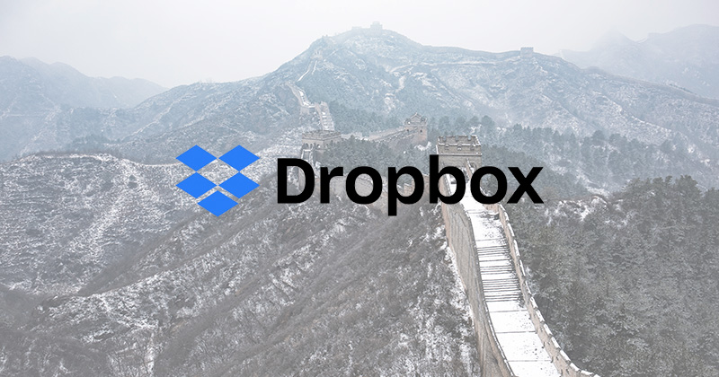 Tips on How to Use Dropbox in China