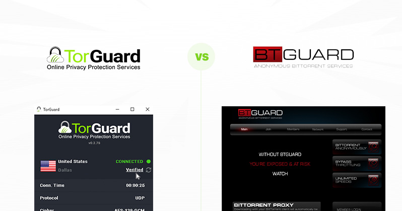 TorGuard vs BTGuard - this VPN is faster and safer for 2019