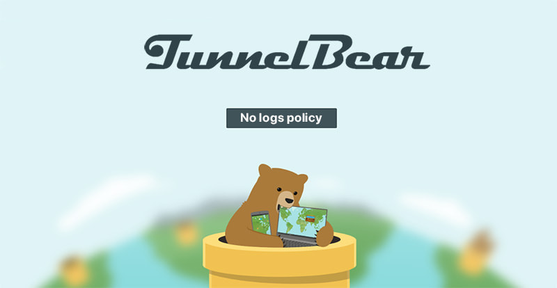 tunnelbear no logs policy