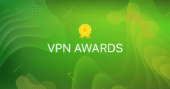VPN awards feature image