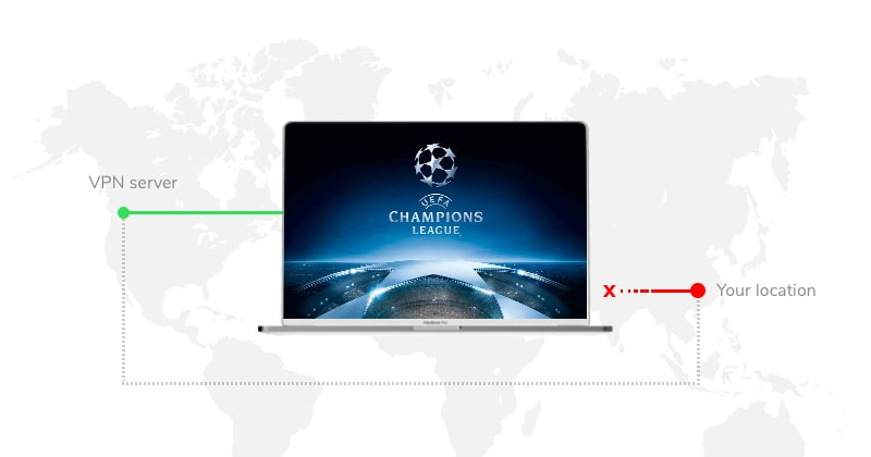 How To Watch The Uefa Champions League 2019 2020 Online Vpnpro