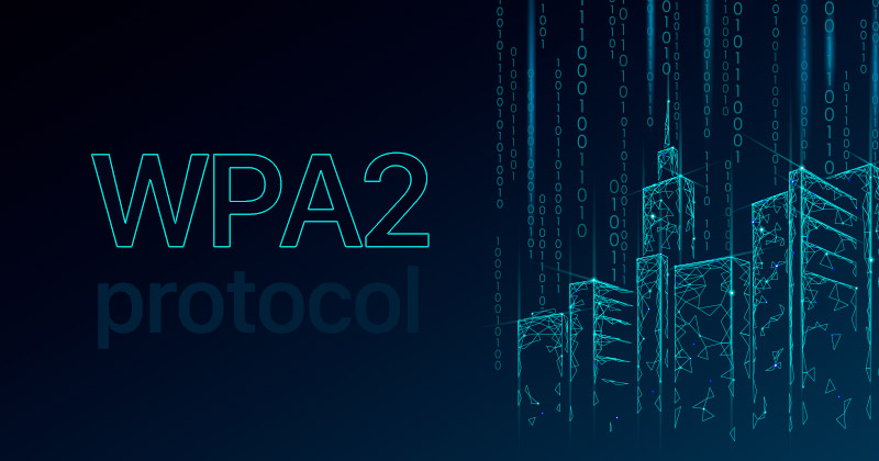 What is the WPA2 protocol?