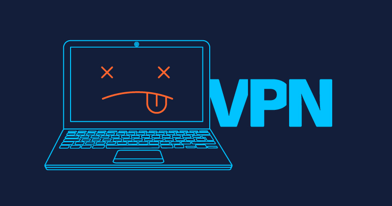 VPN not working