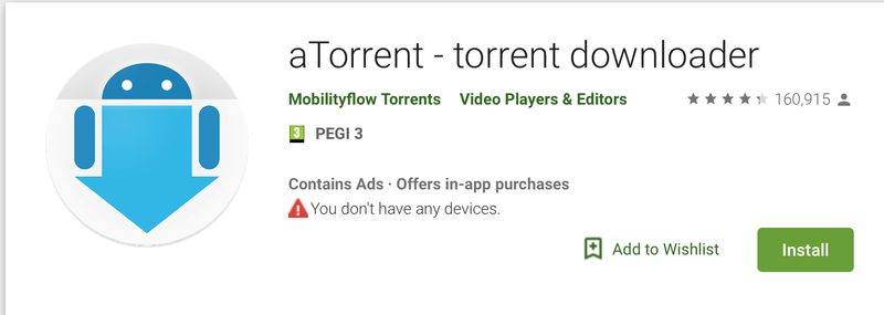 download utorrent for free for android
