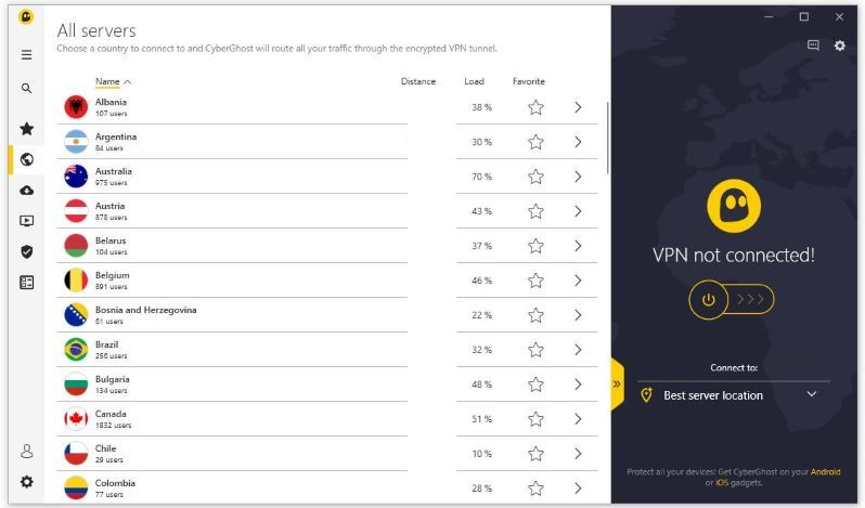 CyberGhost VPN Review – How Safe and Reliable Is It for 2019