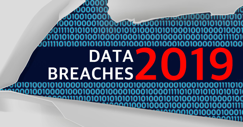The biggest data breaches of 2019