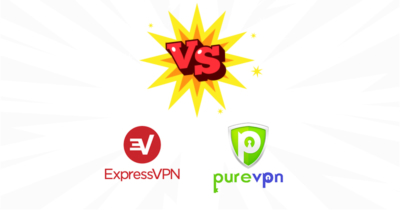 expressvpn vs purevpn comparison