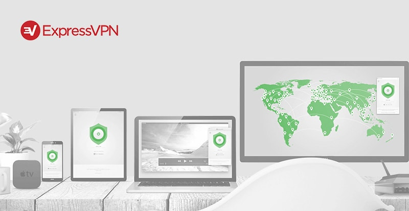 ExpressVPN - second best vpn for australia
