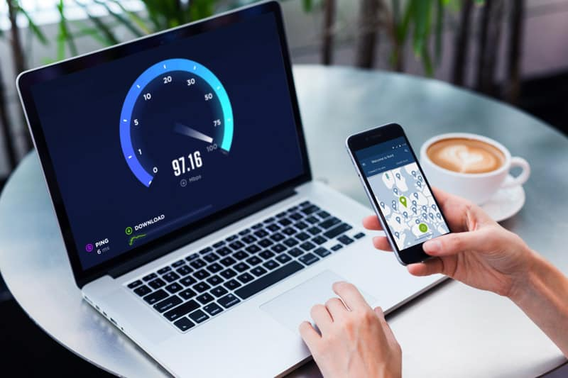 nordvpn - one of the fastest vpns