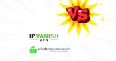 ipvanish vs private internet access (PIA) comparison