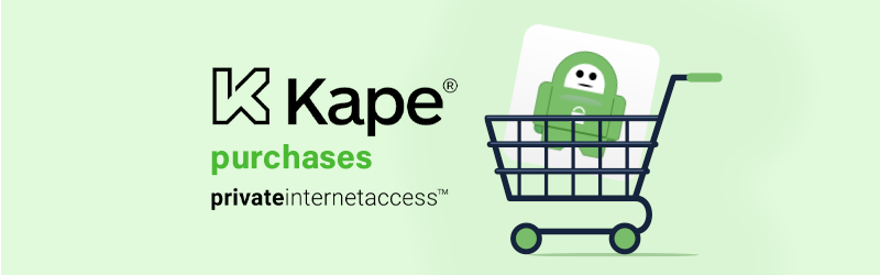 Kape Technologies purchases Private Internet Access (PIA) VPN