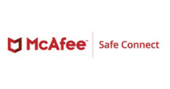 McAfee Safe Connect logo