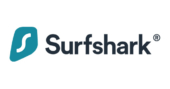Surfshark VPN review logo