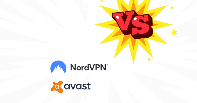 NordVPN vs Avast SecureLine VPN