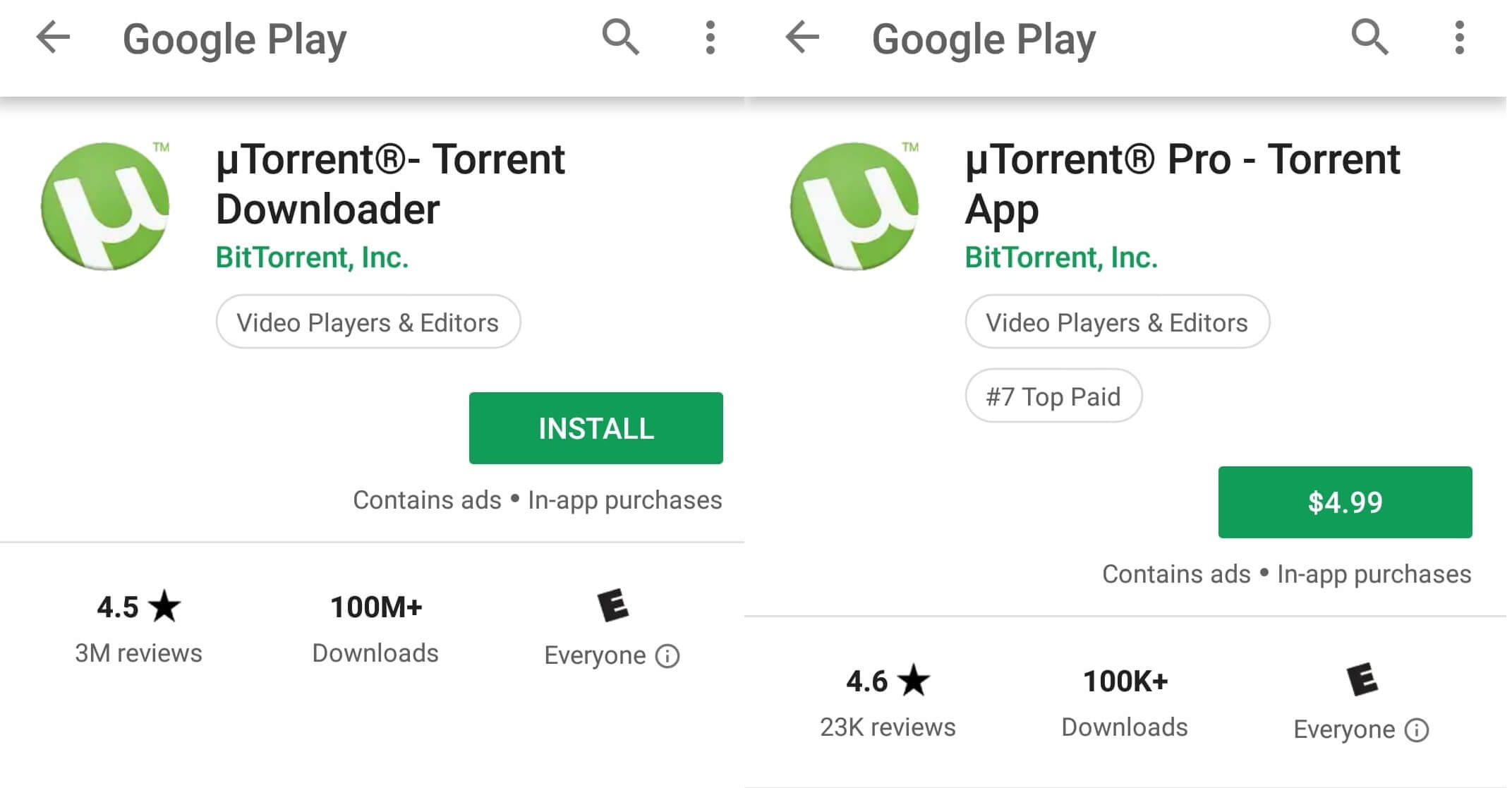 Best Torrent Apps for Android? Top 7 Providers | VPNpro